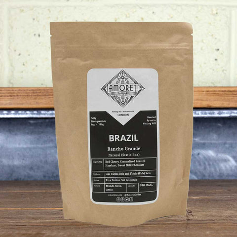 Amoret Brazil on UK Best Coffee Subscription and Gifts