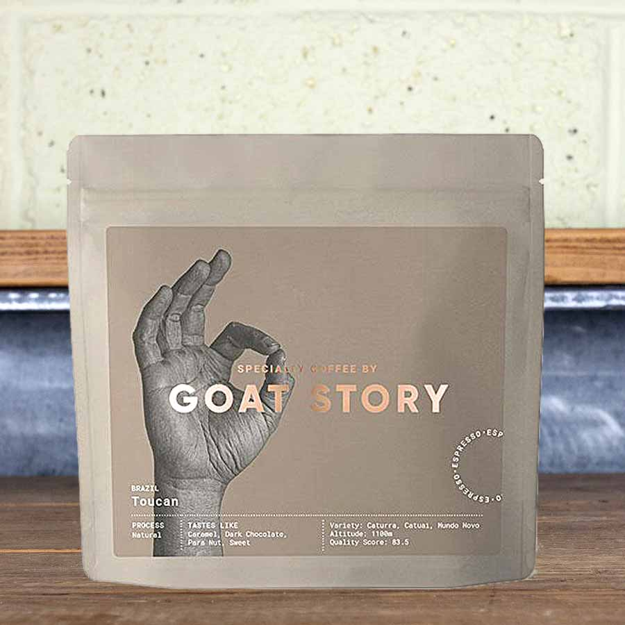 Goat Story Solvenia Brazil UK Best Coffee Subscription