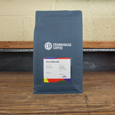 Crankhouse Coffee - Colombia