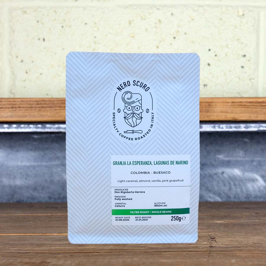 Nero Scuro Italy on UK Best Coffee Subscription