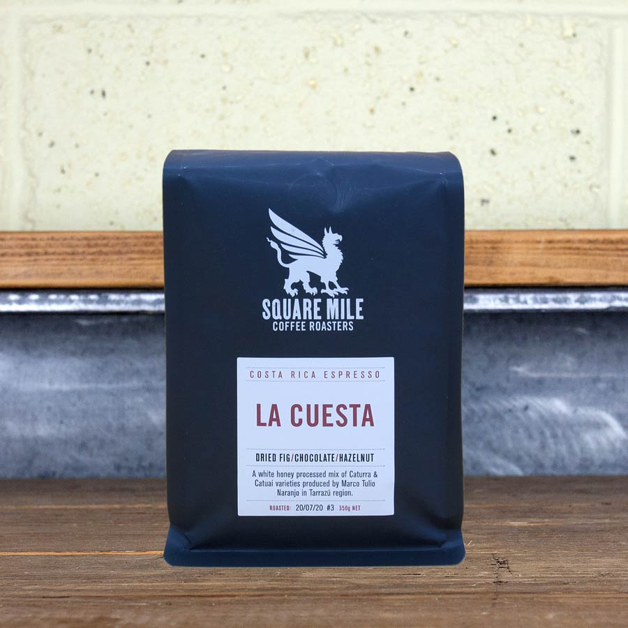 Square Mile Costa Rica on UK Best Coffee Subscription
