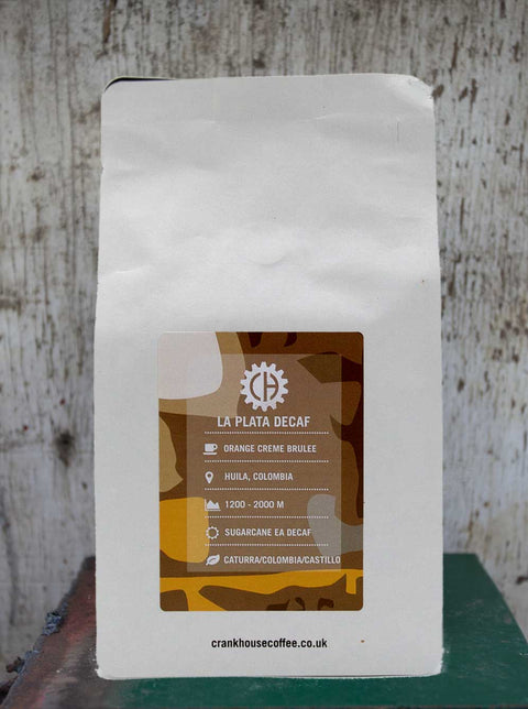 Crankhouse Coffee - Colombia [DECAF]