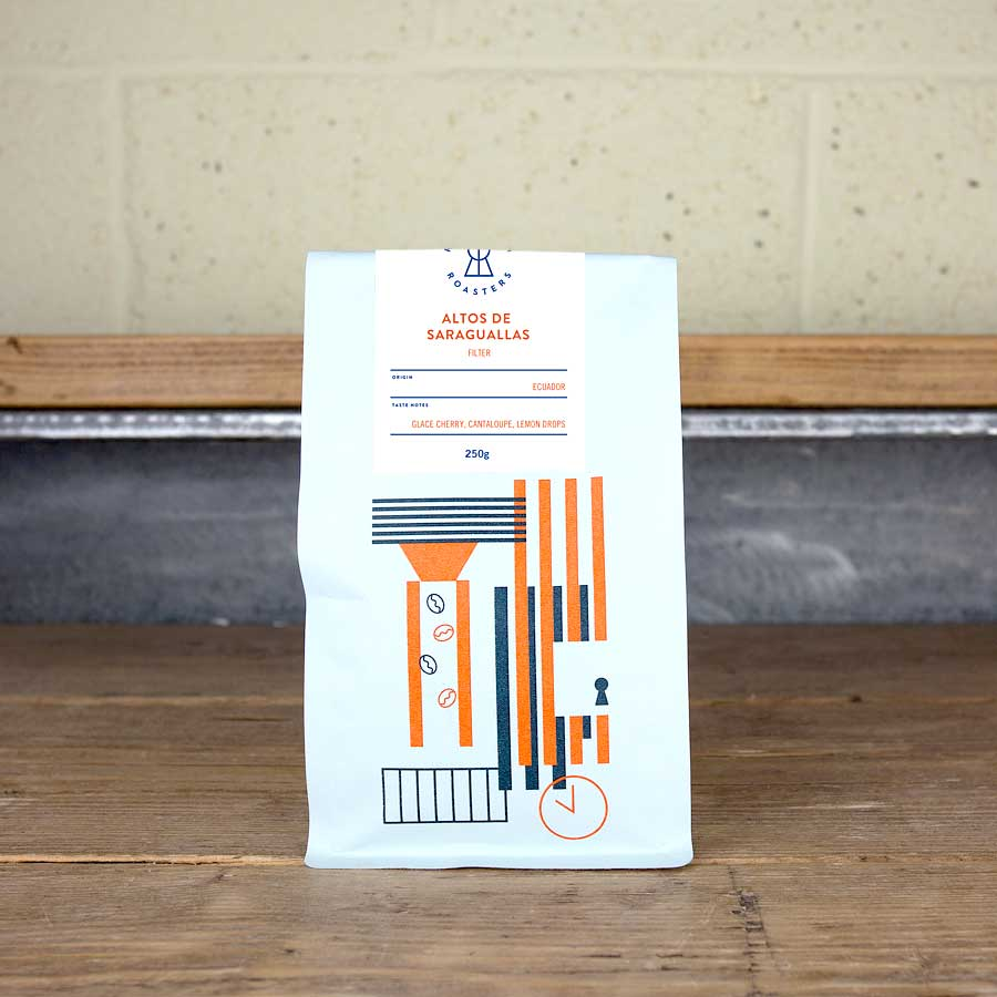 Redemption Roasters Ecuador on UK Best Coffee Subscription