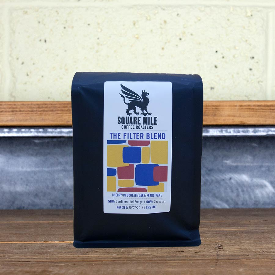 Square Mile Filter Blend on UK Best Coffee Subscription