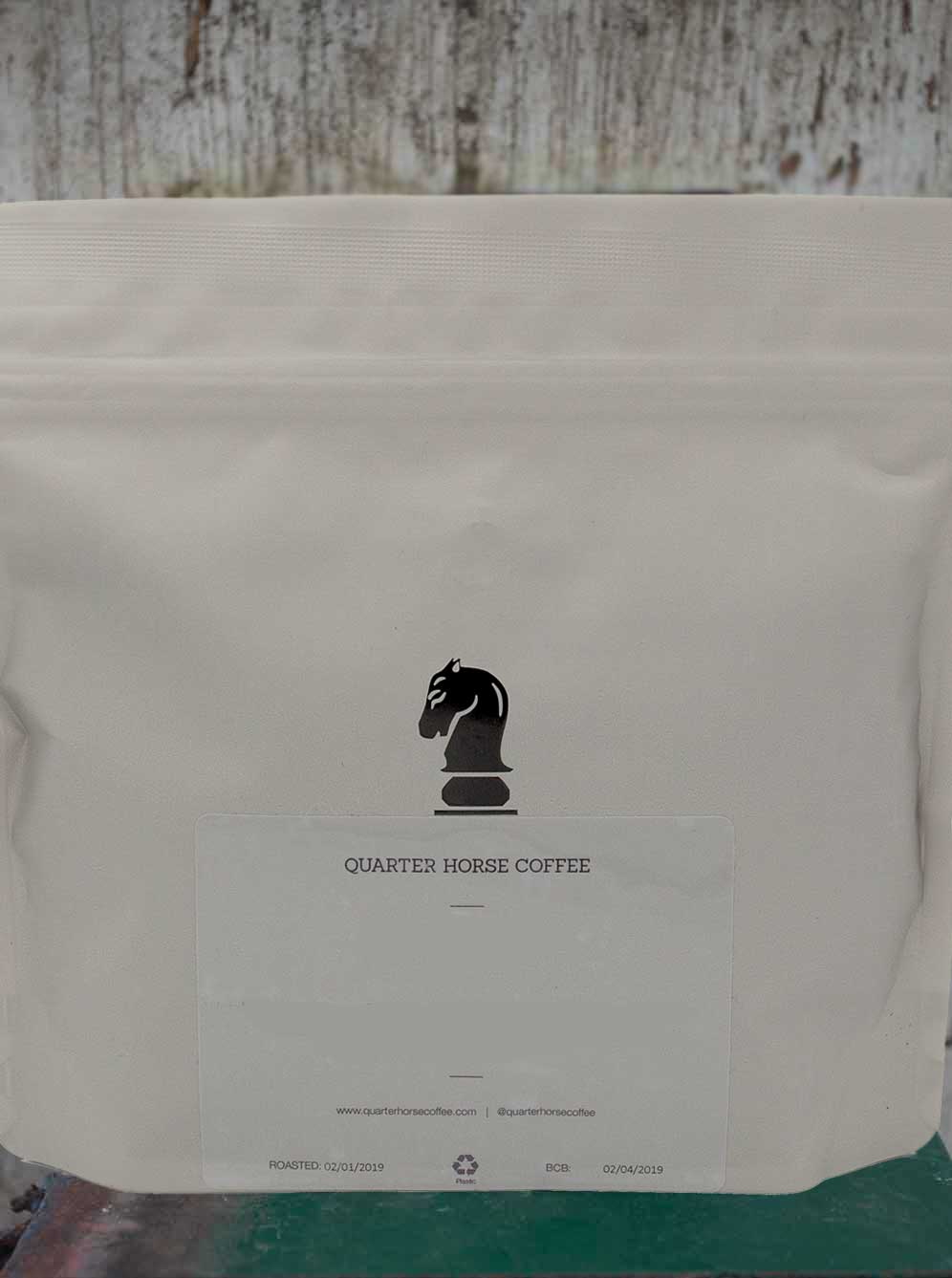 Quarter Horse - Colombia [DECAF]