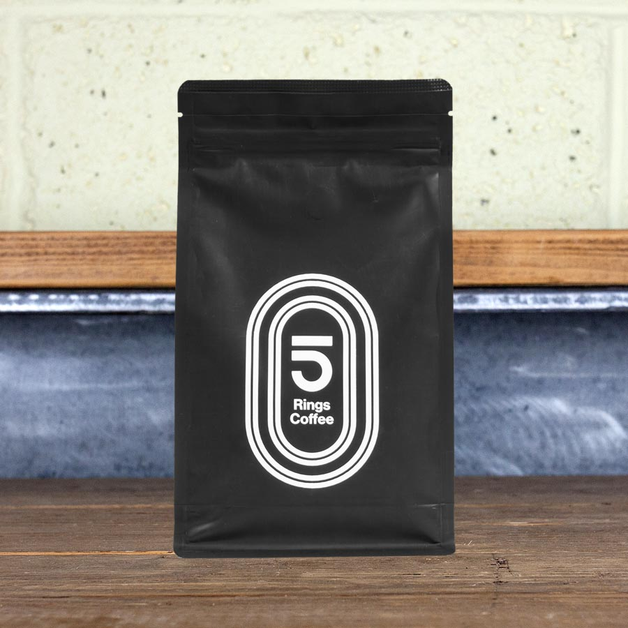 Five Rings Colombia Coffee UK Subscription