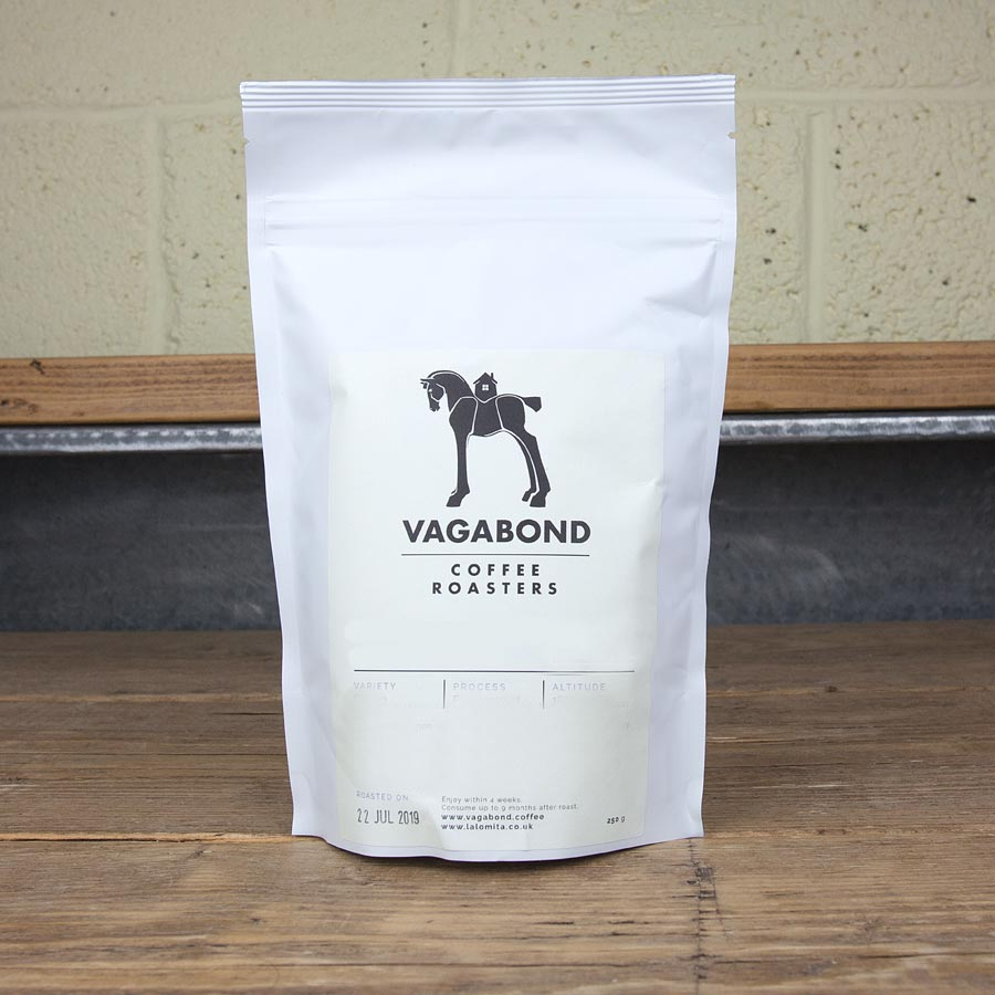 Vagabond Coffee Tanzania on UKs Best Subscription
