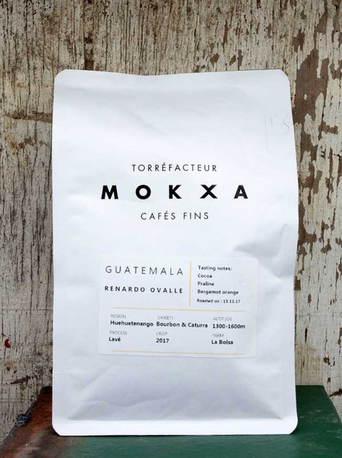 Cafe Mokxa - Guatemala - Single Origin