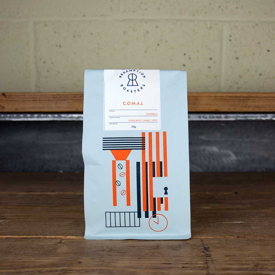 Redemption Roasters Guatemala on UK Best Coffee Subscription