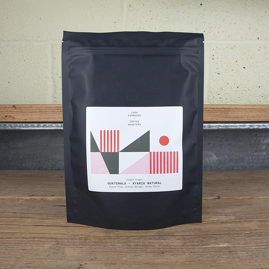 Casa Espresso Guatemala UK Coffee Subscription
