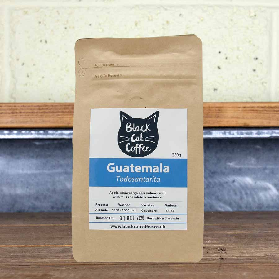 Black Cat Coffee UK Best Coffee Subscription