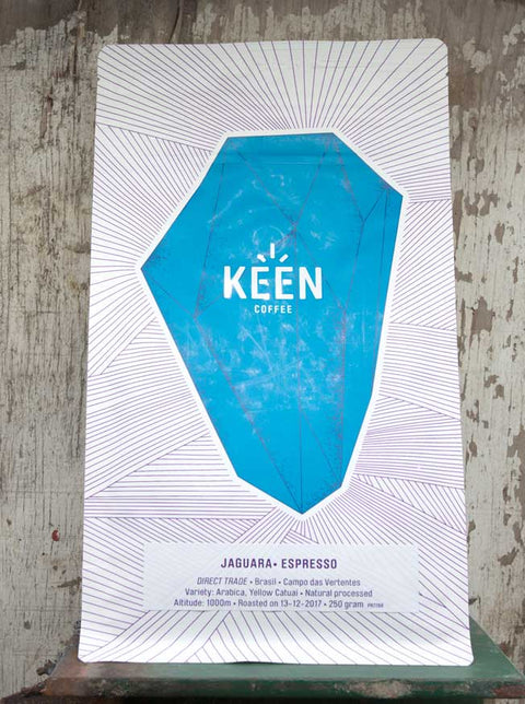 Keen Coffee - Brazil - Single Origin