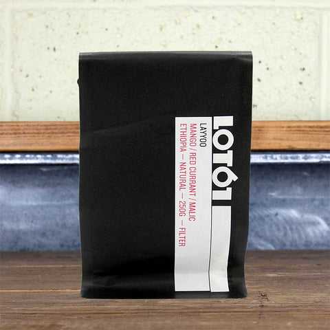 Lot61 Amsterdam on UK Best Coffee Subscription Ethiopia Natural