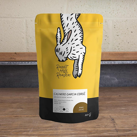 Rabbit Hole Mexico Dialled In Coffee Subscription UK