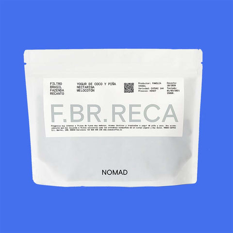 Nomad Barcelona Brazil Filter Best Coffee Subscription