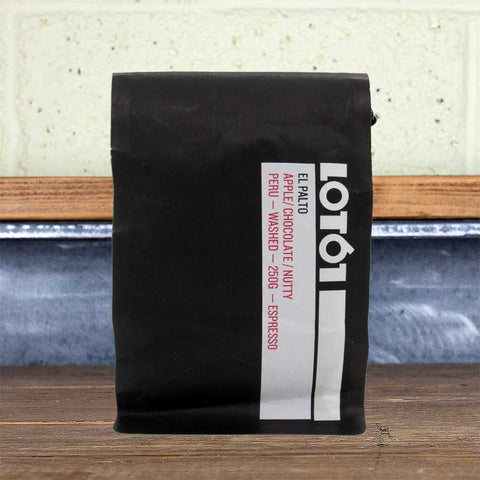 Lot61 Amsterdam on UK Best Coffee Subscription Peru