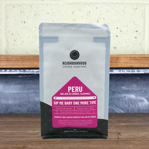 Neighbourhood Peru on UK Top Coffee Subscription