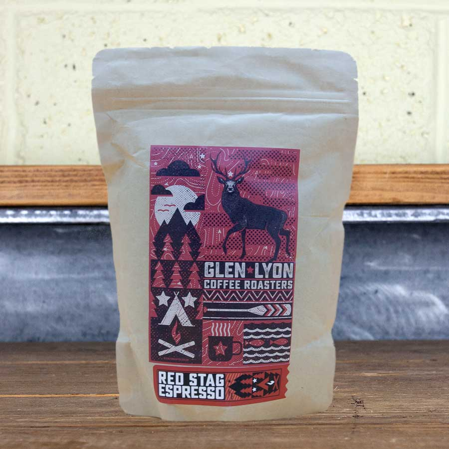 Glen Lyon - Red Stag Blend