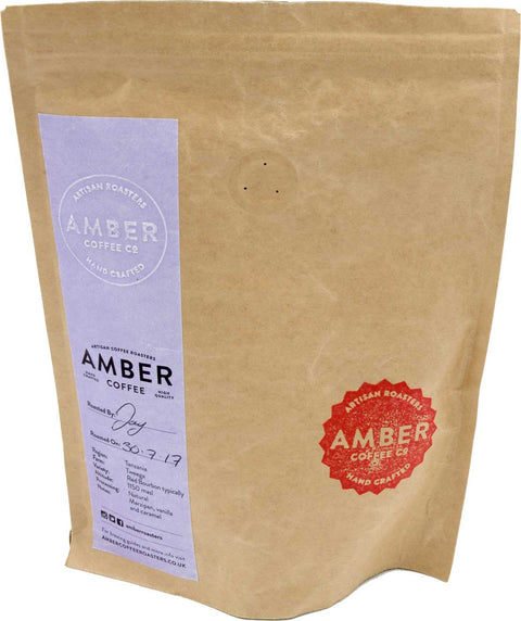 Amber - Tanzania - Single Origin
