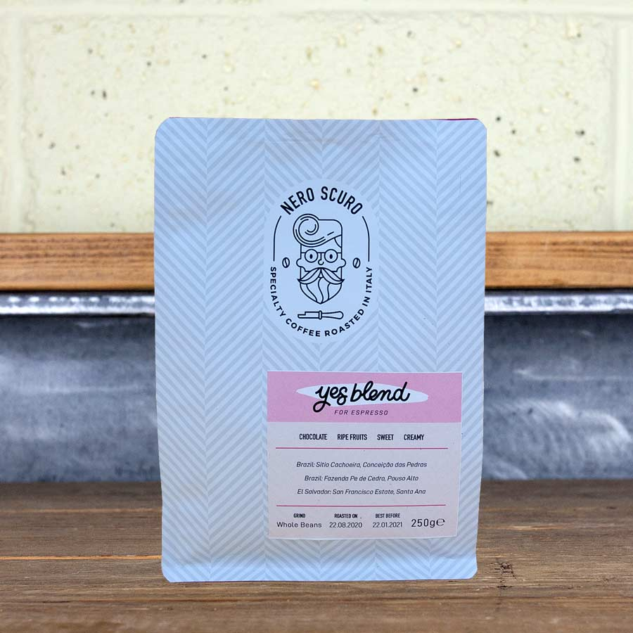 Nero Scuro Blend Italy on UK Best Coffee Subscription