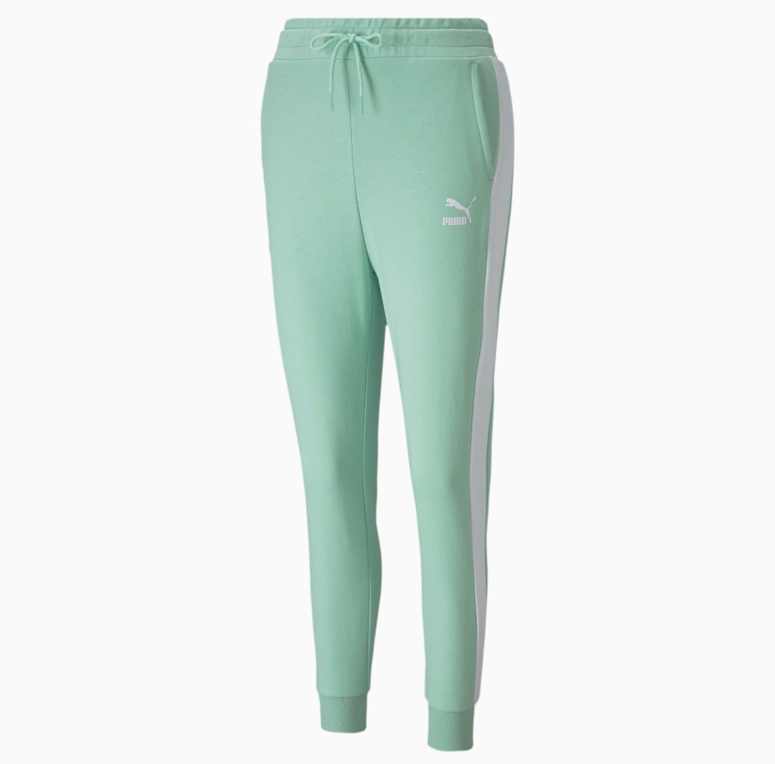 Puma T7 Track Pants Women's - Mist Green