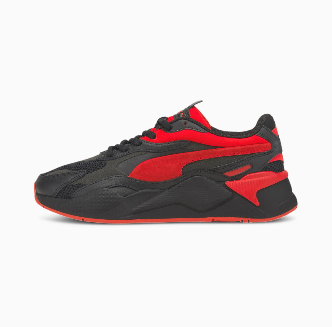 Puma RS-X3 - Balck / Red