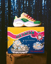Load image into Gallery viewer, Reebok x BBC Ice Cream Question Low - Yellow / Purple / Green / White