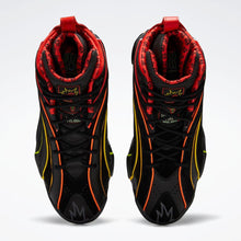 Load image into Gallery viewer, Reebok Shaqnosis x Hot Ones - Black / True Grey / Canton Red