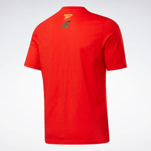 Reebok x Hot Ones Tee- Red