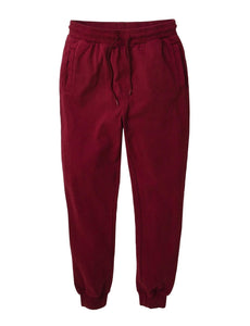 Staple Garment Wash Sweatpant - Burgundy