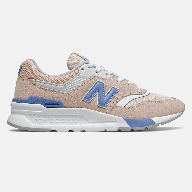 New Balance 997H Women's - Light Pink / Light Blue