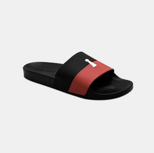 Key Slides - Black / Red