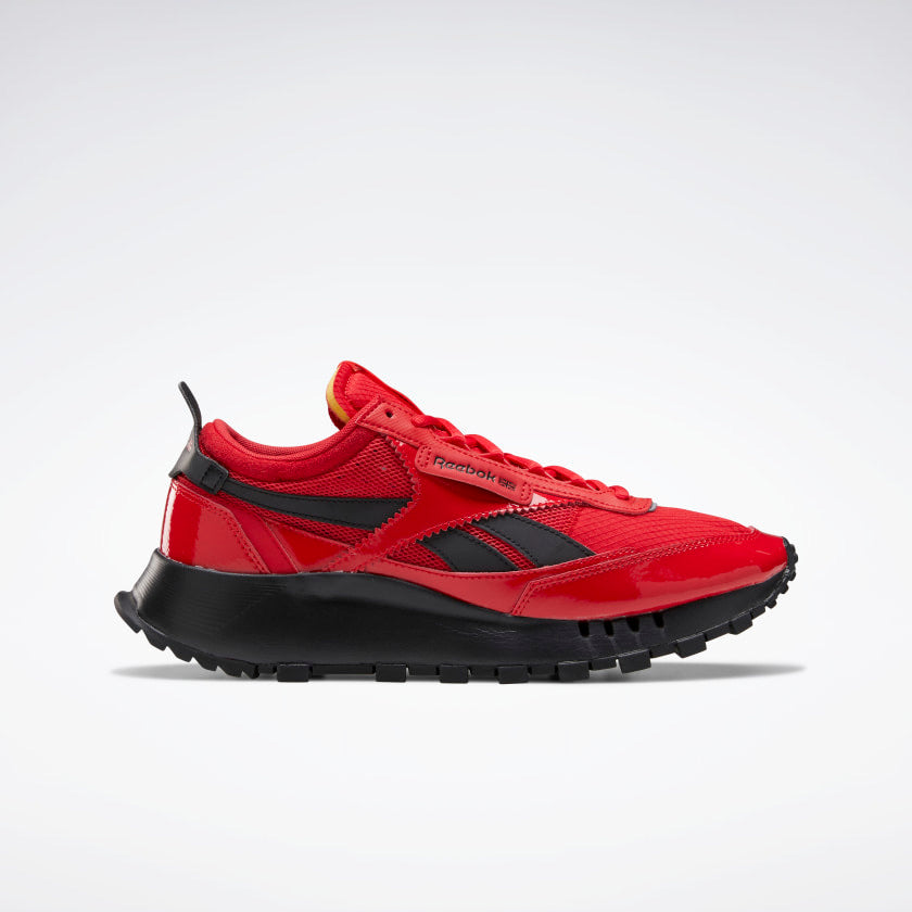 Reebok Classic Leather Legacy - Red / Black