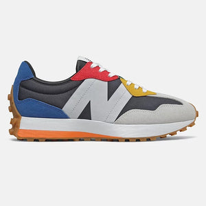 New Balance 327 - Summer Fog / Black / Royal