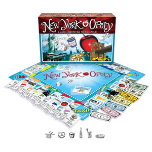 New York-opoly (Size: One Size)