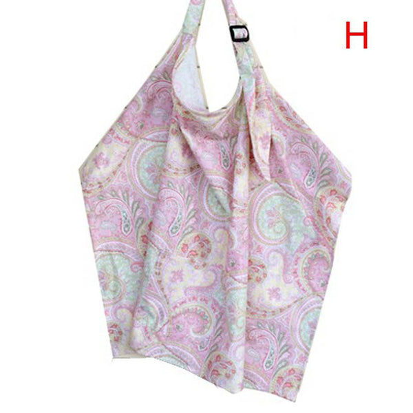 Hot Selling Breastfeeding Cover Baby Infant Breathable Cotton Nursing Feeding Cover