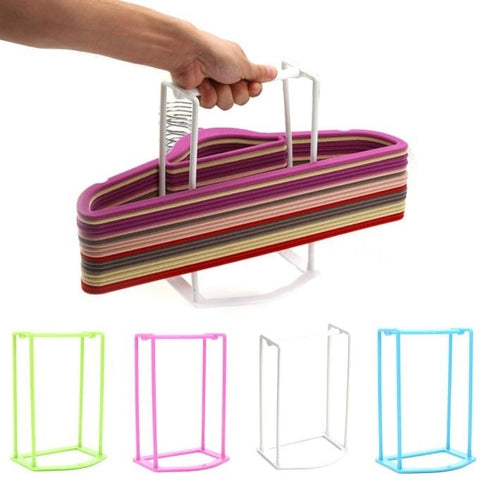 Creative Home Finishing Frame Hanger Companion Storage Rack