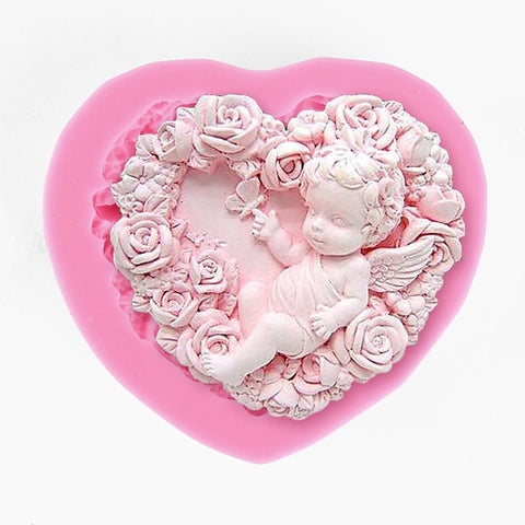 Fairy Angel Silicone Decorating Mould