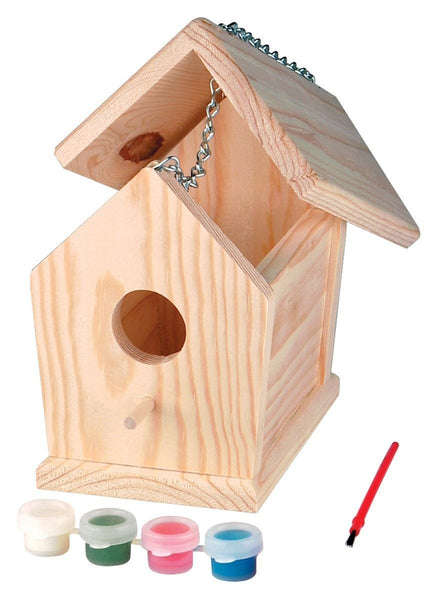 Paint a Birdhouse Toys for Kids