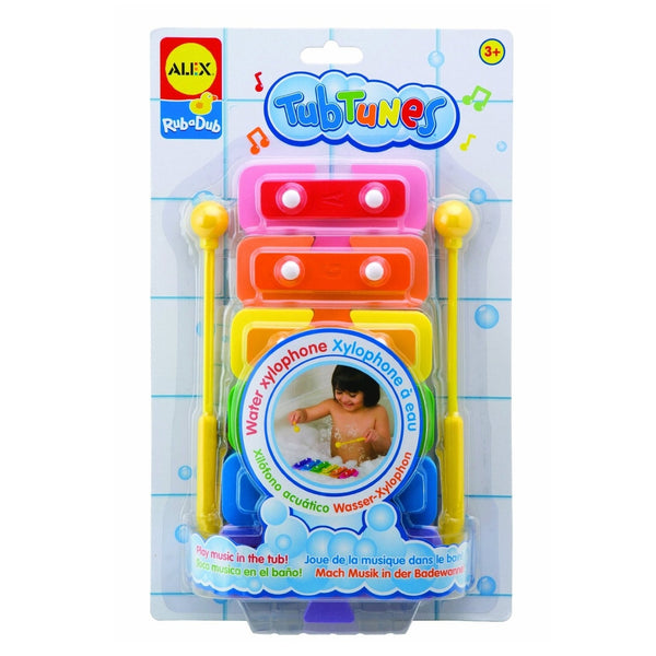 Alex Bath Toys Tub Tunes Water Xylophone Bath Toys for Kids