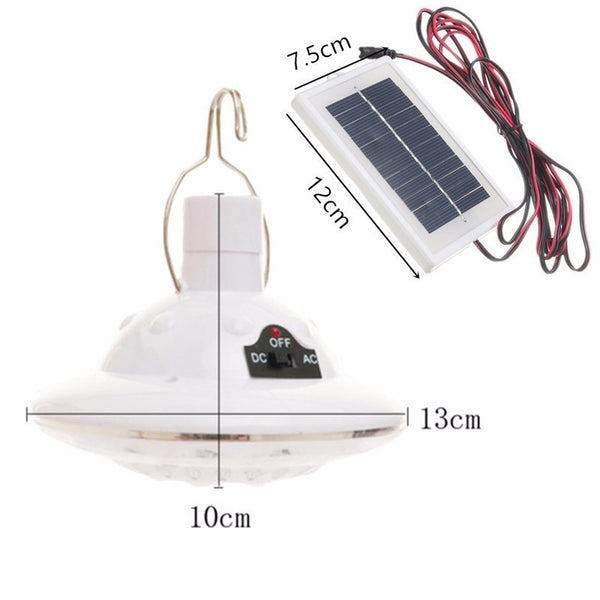 Green energy Solar energy 22 LED Remote control +AC/DC switch LED solar light portable solar lamp garden decoration solar lights