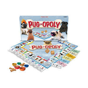 Pug-opoly (Size: One Size)