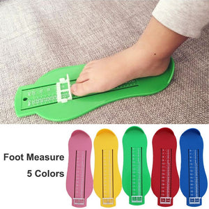 Children Shoe Sizer Toddlers Kids Handy Foot Measure