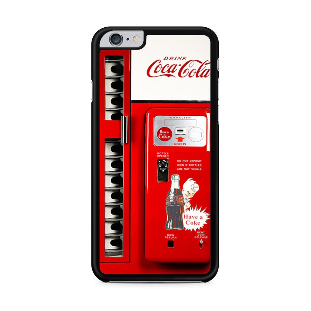 Coca-Cola Machine Perfect Phone Case Design for iPhone and Samsung