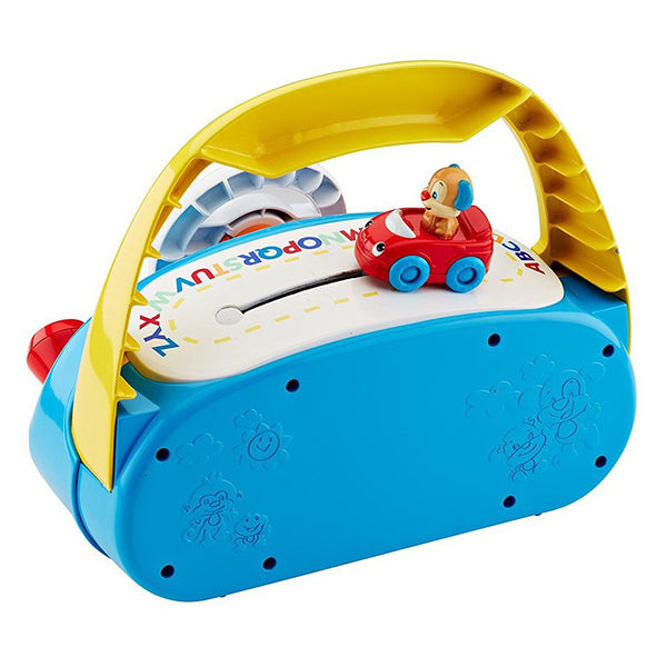 Fisher Price Laugh & Learn Puppy's Smart Stages Driver Baby Developmental Toy