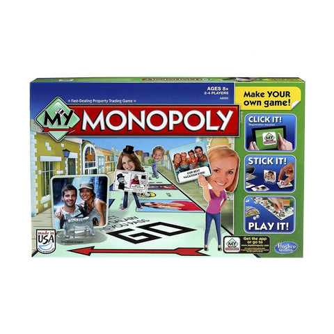 My Monopoly (Size: One Size)