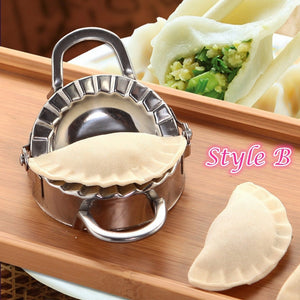 Chinese Dumpling Dough Press Maker Mold Mould Home DIY Tool 3PCS Sheldon Likes