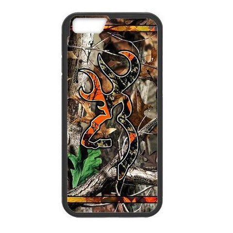 Camo Browning Deer Logo cell phone cases cover for Samsung Galaxy Note 4 Case