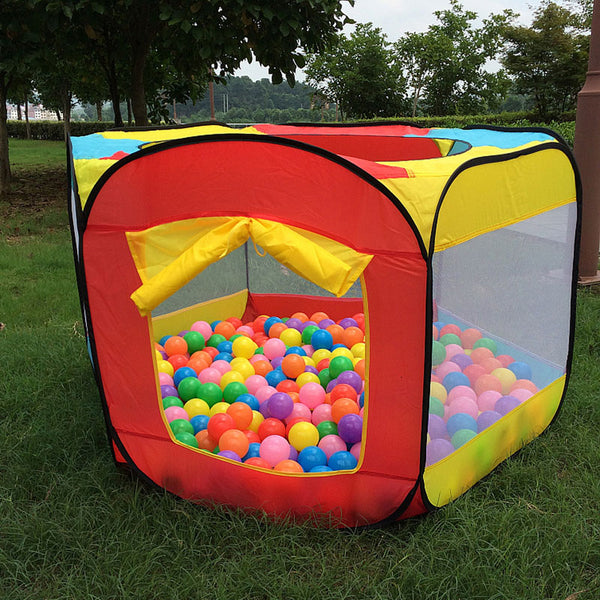 Easy Folding Ball Pit
