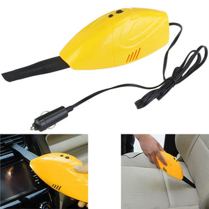 OM-5007 Portable Powerful DC 12V Car Use Vacuum Cleaner Dust Collector